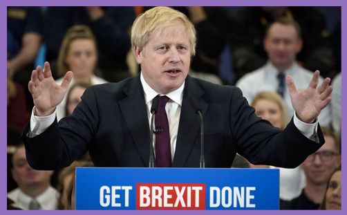 boris johnson victory greatness
