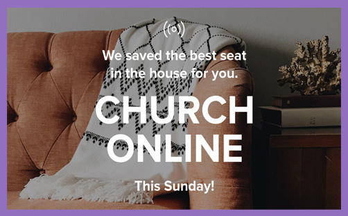 church online lockdown