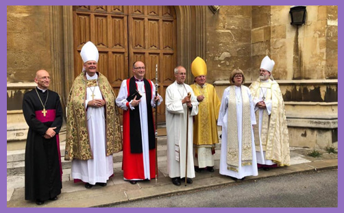 consecration bishops lambeth palace