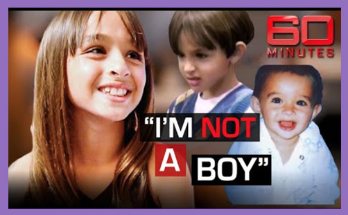 transgender child boy girl puberty blockers