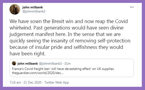 Milbank covid brexit judgment