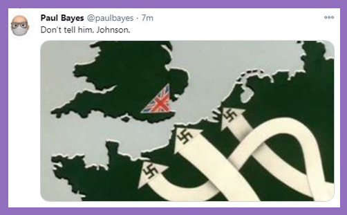 Bishop Liverpool Paul Bayes Brexit Dad's Army