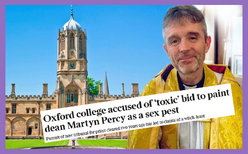 martyn percy sex pest