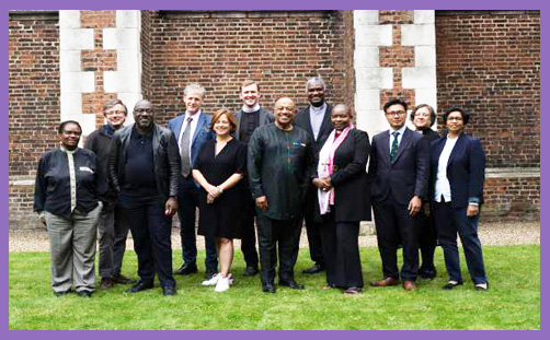 Archbishops Racial Justice Commission